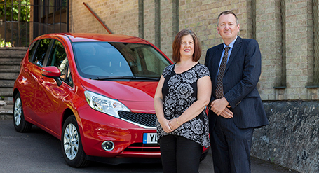 Trish Hodgetts wanted a reliable car for her family