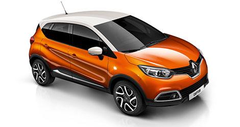 Renault Captur Diesel 1.5dci Dynamique MediaNav 5dr