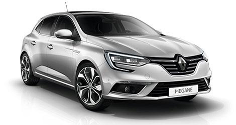 Renault Megane Dynamique Nav 1.2Tce 5dr
