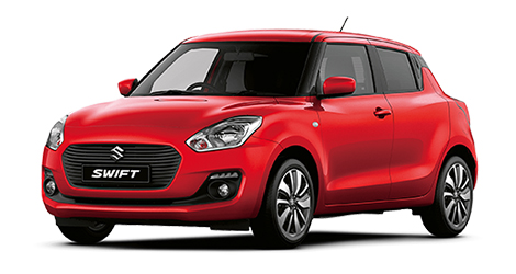 Suzuki Swift Hybrid 1.2 Dualjet SHVS SZ-T 5dr manual