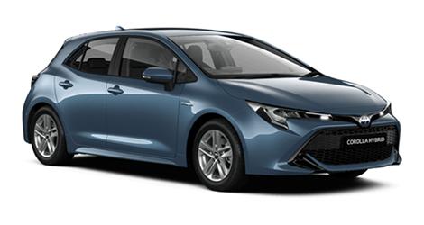 Toyota Corolla Hybrid 1.8 VVT-I Icon Tech CVT 5dr