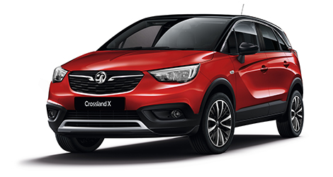 Vauxhall Crossland X Griffin 5dr Manual