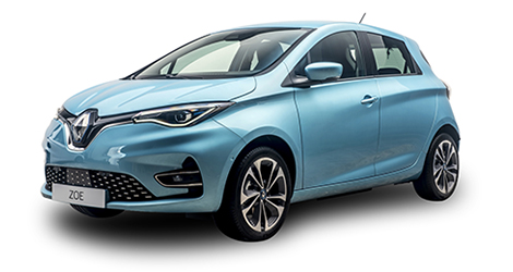 Renault Zoe 100kw i GT-Line R135 50KWh 5dr Auto
