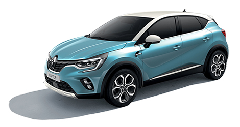 Renault Captur Iconic 1.0 TCE 100ps 5dr Manual