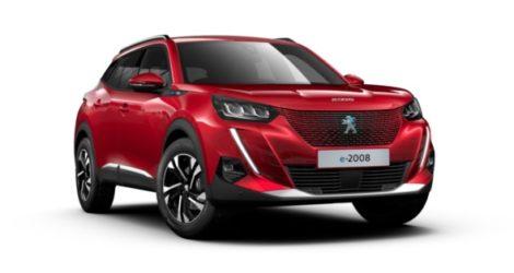 Peugeot e-2008 Electric