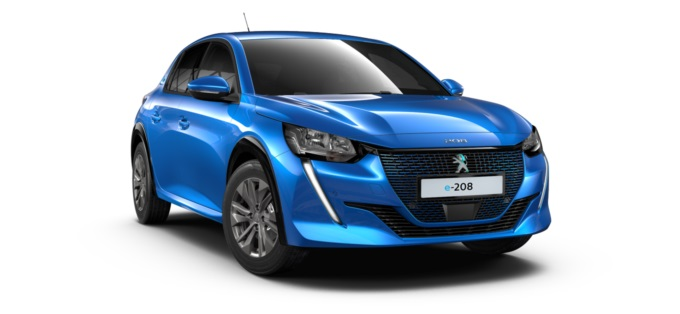 Peugeot e208 Electric 100kW Allure 50kWh 5dr Auto