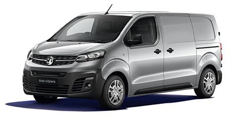Vauxhall Vivaro-e L1 3100 100kw Dynamic 75kWh H1 Auto