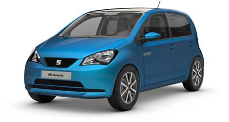 SEAT Mii 61kW One 36.8kWh 5dr Auto