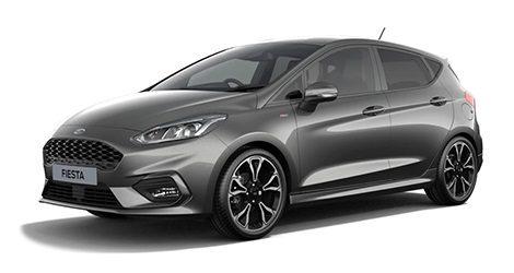 Fiesta Hybrid ST-Line
