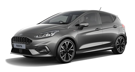 Ford Fiesta Hybrid 1.0 Ecoboost 125ps ST-Line X Edition 5dr