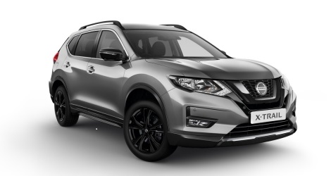 Nissan X-Trail N-Tec Special Edition 1.7dci 7str 5dr Manual Diesel