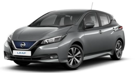 Nissan Leaf (All electric)