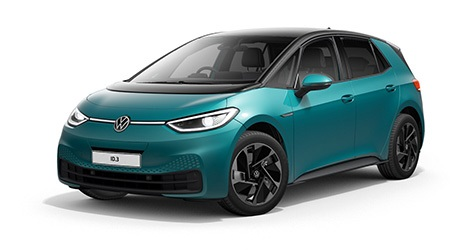 VW ID.3 Electric Hatchback 150kW Life Pro Performance 58kWh 5dr Auto