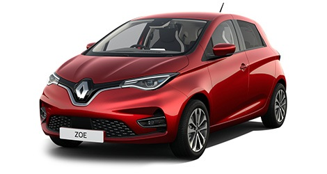 Renault Zoe 100kW GT-Line R135 50kWh 5dr Auto